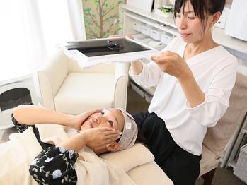 理由7 ご自宅でのケアのアドバイス | 滋賀県守山市のフェイシャルエステ