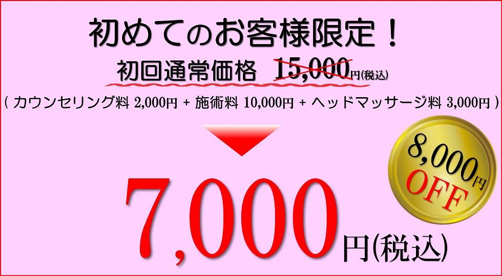 滋賀県守山市のフェイシャルエステ プリュムレーヴ 初回お試し価格 8,000円OFF